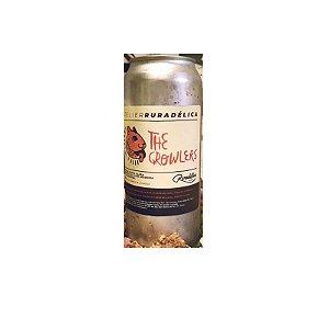 Cerveja Ruradélica Ales Atelier #1 The Growlers American IPA Lata - 473ml