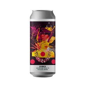 Cerveja Octopus Echoes Triple IPA Lata - 473ml