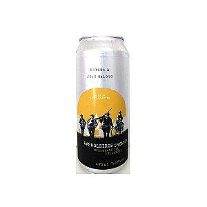 Cerveja Urbana & Juan Caloto Bandoleiros Urbanos Milkshake IPA Lata - 473ml