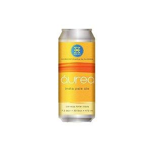 Cerveja Zalaz Aurea New England IPA Lata - 473ml