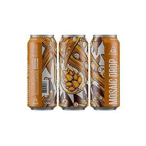 Cerveja Dogma Mosaic Drop American Pale Ale Lata - 473ml