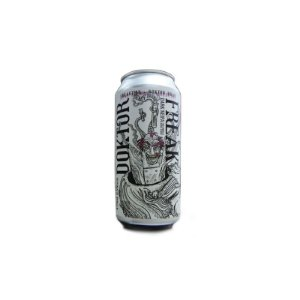 Cerveja Doktor Brau & Freaktion Doktor Freak Dark New England IPA Lata - 473ml