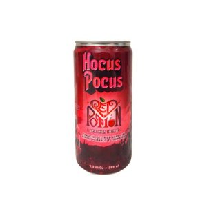 Cerveja Hocus Pocus Red Potion Berliner Weisse C/ Frutas Vermelhas Lata - 269ml