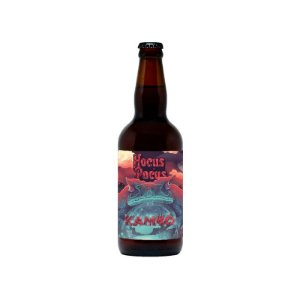Cerveja Hocus Pocus Kambô Imperial Milk Stout - 500ml