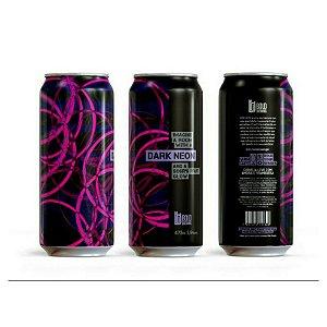 Cerveja Bold Brewing Dark Neon Dark Sour C/ Amoras e Framboesas Lata - 473ml