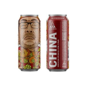 Cerveja Dogma China Sour Ale Lata - 473ml