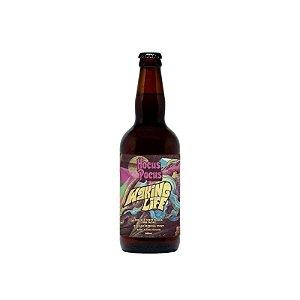 Cerveja Hocus Pocus Waking Life Imperial Stout - 500ml