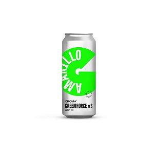 Cerveja Croma Green Force #3 Juicy IPA Lata - 473ml