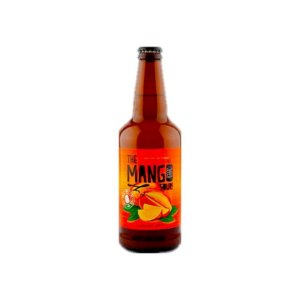 Cerveja 5 Elementos Isaac: The Mango Sour American Wild Ale - 500ml