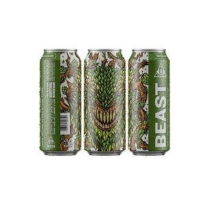 Cerveja Dogma Beast Triple IPA
