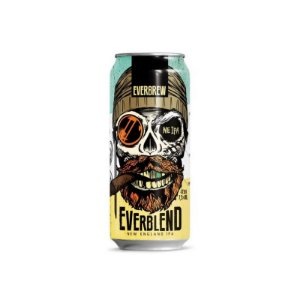 Cerveja EverBrew EverBlend New England IPA Lata - 473ml