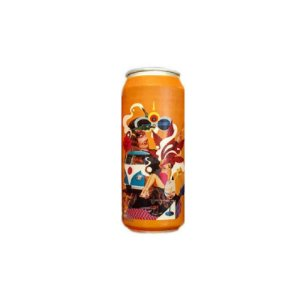 Cerveja Octopus How The West Was Won West Coast IPA Lata - 473ml