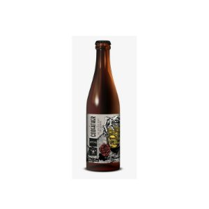Cerveja Mafiosa & Treze Godfather Oak Aged Wee Heavy C/ Amêndoas - 500ml