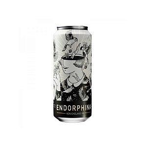 Cerveja Doktor Brau Endorphina New England IPA Lata - 473ml