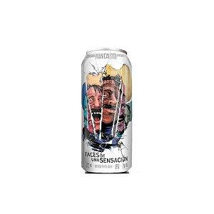 Cerveja Juan Caloto Faces de Una Sensación New England IPA Lata - 473ml