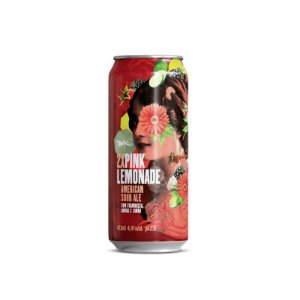 Cerveja Dádiva Double Pink Lemonade American Sour Ale Lata - 473ml