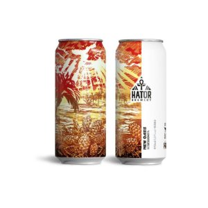 Cerveja Hator Brewery New Oasis New England Session IPA Lata - 473ml