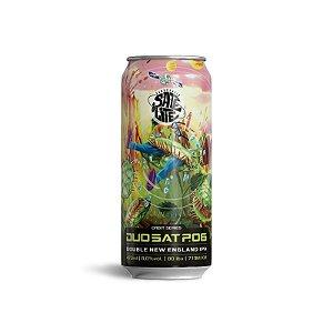 Cerveja Satélite DuoSat P.06 Double New England IPA Lata - 473ml