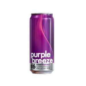 Cerveja Oceânica Purple Breeze New England IPA Lata - 473ml