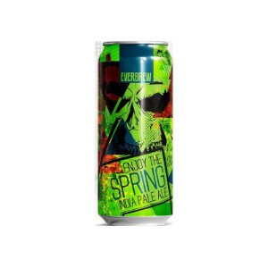 Cerveja EverBrew Enjoy The Spring New England IPA Lata - 473ml