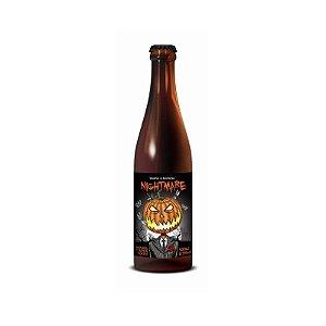 Cerveja Dádiva & Mafiosa Nightmare Imperial Pumpkin Porter - 500ml