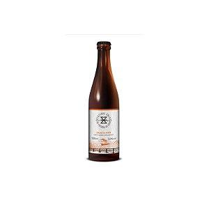 Cerveja Zalaz & Avós Czech Lager C/ Zest de Laranja - 500ml