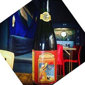Cerveja CozaLinda Praia da Saudade - Sassafrás - Woog Aged Sour - 375ml