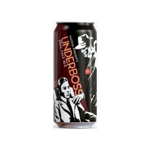 Cerveja Mafiosa Underboss West Coast IPA Lata - 473ml