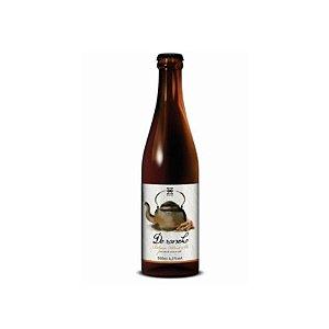 Cerveja Zalaz Do Rancho Belgian Blonde Ale C/ Chá da Casca de Café - 500ml