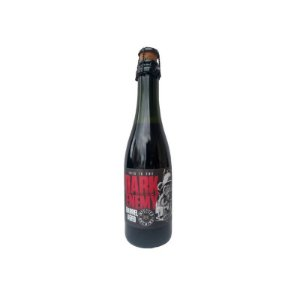 Cerveja Infected Brewing Dark Enemy Bourbon Barrel Aged Carvalho Francês C/ Brettanomyces - 375ml