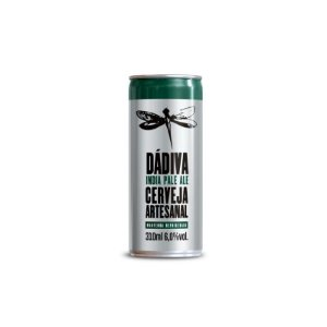 Cerveja Dádiva India Pale Ale Lata - 310ml