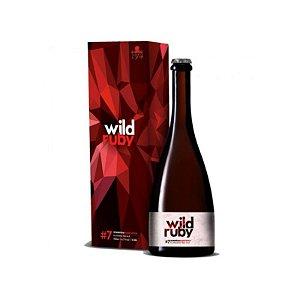 Cerveja Oceânica Wild Ruby Flanders Red Ale C/ Frutas Vermelhas - 750ml