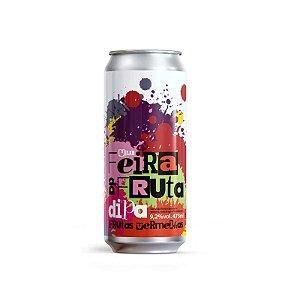 Cerveja Urbana Feira da Fruta Frutas Vermelhas Double IPA C/ Amora, Morango e Framboesa Lata - 473ml