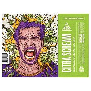 Cerveja Dogma Citra Scream Milkshake IPA Lata - 473ml