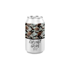 Cerveja Koala San Brew + Lift Coconut Grove American IPA C/ Coco Lata - 350ml