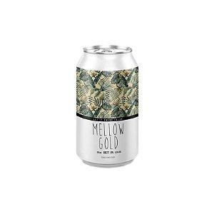 Cerveja Koala San Brew + OMF Brewing Company Mellow Gold Brett IPA Lata - 350ml