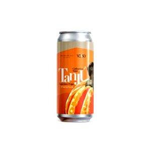 Cerveja Minimal + Verso Tanjú Catharina Sour C/ Cajú e Tangerina Lata - 473ml