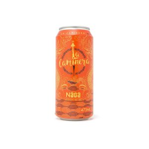 Cerveja La Caminera Naga Session New England IPA Lata - 473ml