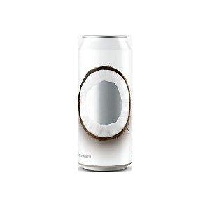 Cerveja Suricato Ales Coconuts New England APA C/ Coco Queimado Lata - 473ml