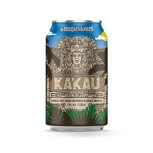 Cerveja Augustinus Ka'Kau Russian Imperial Stout C/ Cacau e Baunilha Lata - 350ml