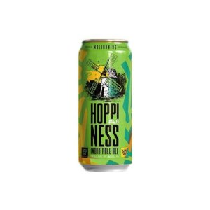 Cerveja Molinarius Hoppiness #4.0 India Pale Ale Lata - 473ml