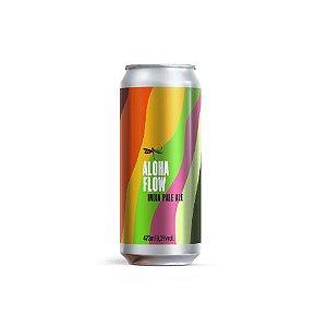 Cerveja Dádiva Aloha Flow New England IPA Lata - 473ml