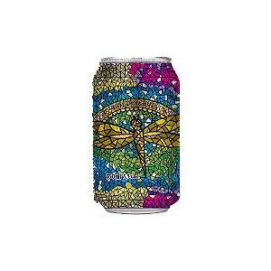 Cerveja Dádiva + Cathedral Golden Rye American Rye Ale Lata - 350ml