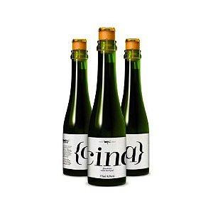 Cerveja Dádiva Cinq Belgian Wild Ale Barrel Aged C/ Framboesas - 375ml