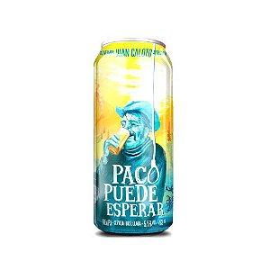 Cerveja Juan Caloto Paco Puede Esperar New England APA Lata - 473ml