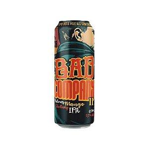 Cerveja Heróica Bad Company II India Pale Ale C/ Chutney de Manga Palmer Lata - 473ml