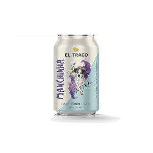 Cerveja El Trago Manchinha Grisette Lata - 350ml