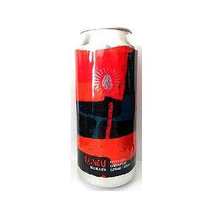 Cerveja Garimpero Irineu West Coast Double IPA Lata - 473ml