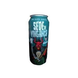 Cerveja Demonho Sede de Vingança Juicy IPA Lata - 473ml