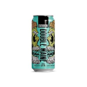 Cerveja EverBrew Double Maine Double New England IPA Lata - 473ml